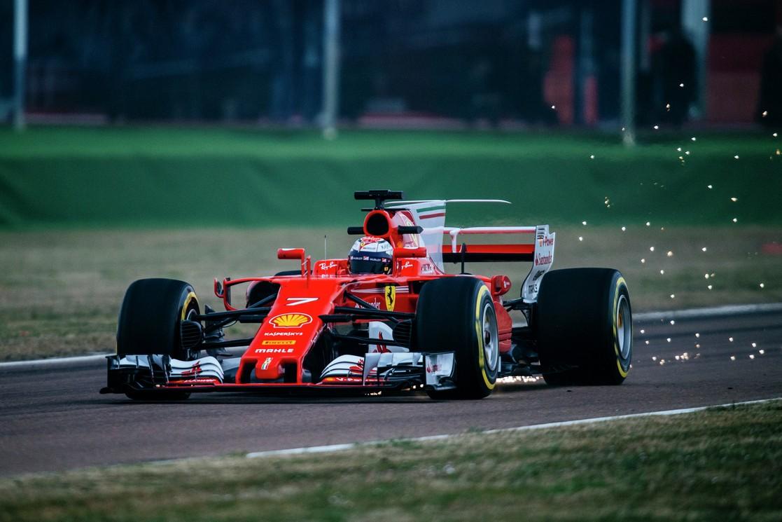 2017 F1 Scuderia Ferrari Sf70h The Auto Loons