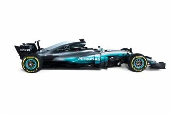 Mercedes-AMG Petronas Motorsport, Launch, 2017, F1 W08 EQ Power+ ; Mercedes-AMG Petronas Motorsport, Launch, 2017, F1 W08 EQ Power+;
