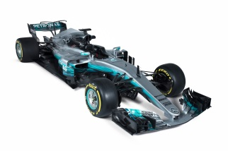 Mercedes-AMG Petronas Motorsport, Launch, 2017, F1 W08 EQ Power+ ; Mercedes-AMG Petronas Motorsport, Launch, 2017, F1 W08 EQ Power+;