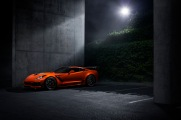 The fastest, most powerful production Corvette ever – the 755-