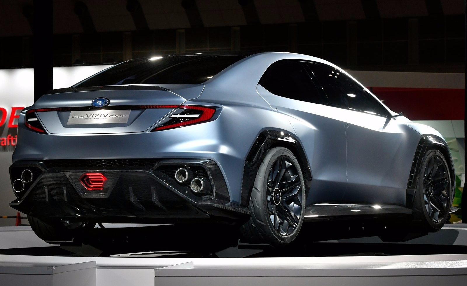 Subaru Viziv Performance Concept 2017 Tokyo Motor Show