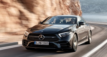 Mercedes-AMG CLS 53 4MATIC+, C257, 2018