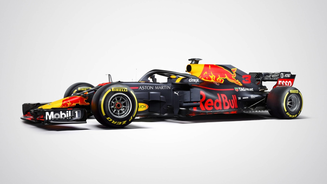 F1 2018 Aston Martin Red Bull Racing Rb14 Racing Livery The Auto Loons