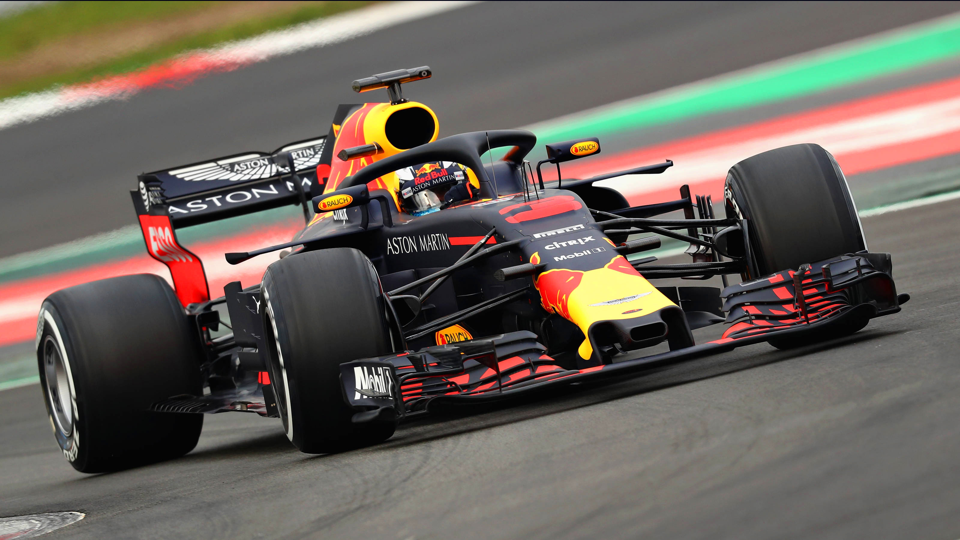 Formula 1 Aston Martin Red Bull