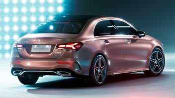 Mercedes-Benz A-Klasse, Z 177, China, Limousine mit langem Radstand Mercedes-Benz A-Class, Z 177, China, Sedan, long wheel base