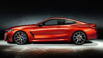 BMW 8 Series Coupe with Carbon Package