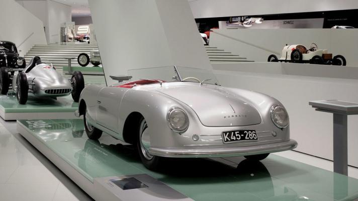 porsche-356-1 roadster 1948