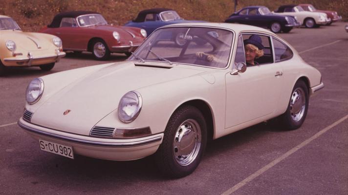porsche-911 1964