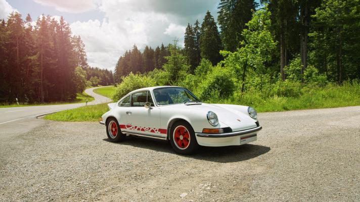 porsche-911 carrera rs 2-7 1972