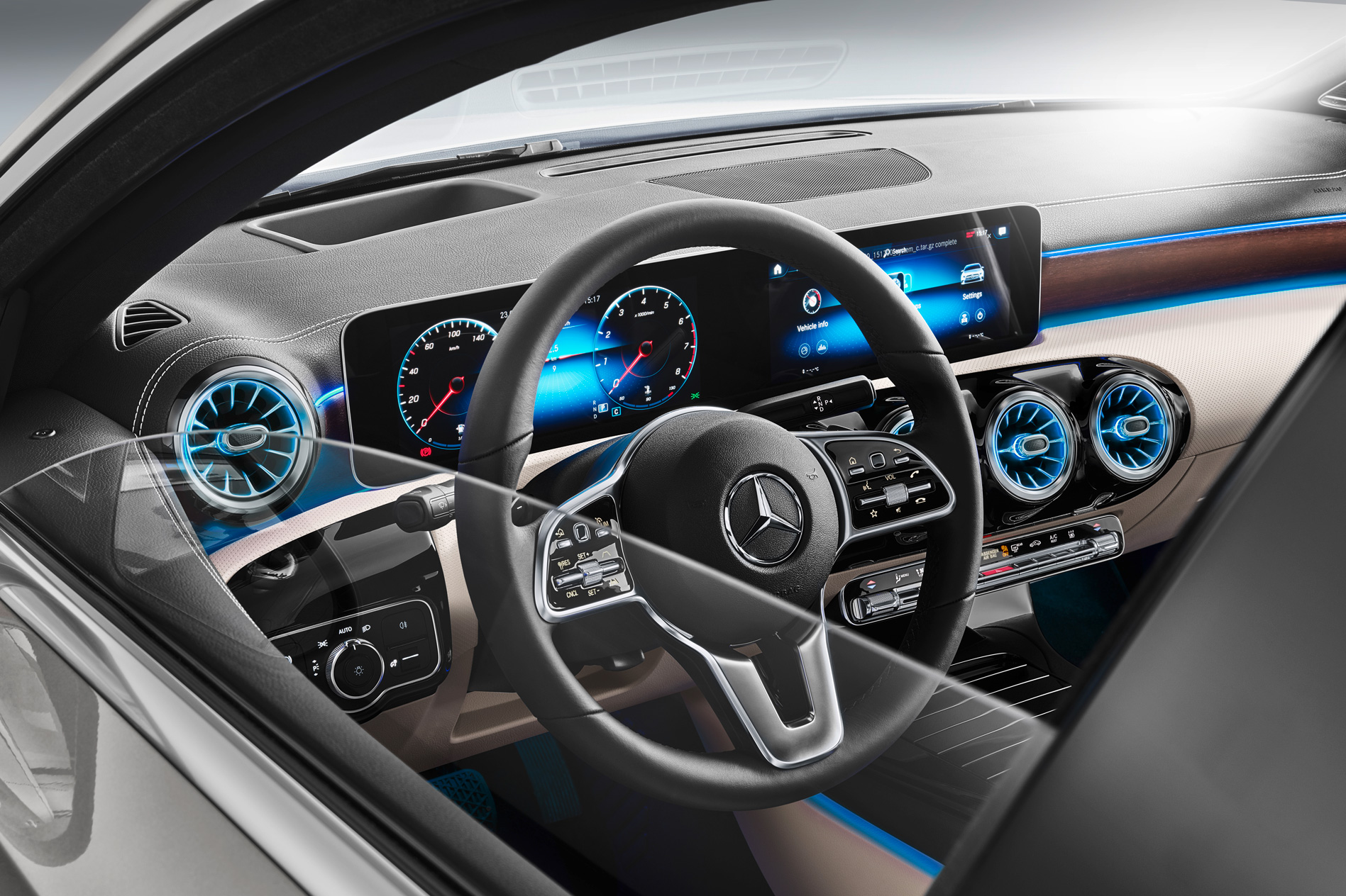 Mercedes Benz Announces A Class Sedan For Global Markets The Auto