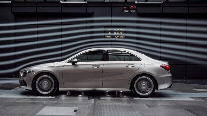 Mercedes-Benz A-Klasse Limousine, V177, 2018
