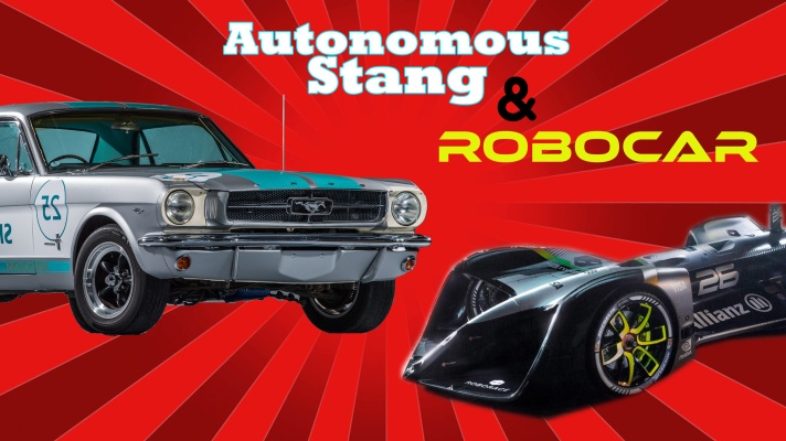AutoStang-Robocar-Show