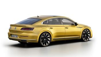 Der neue Volkswagen Arteon