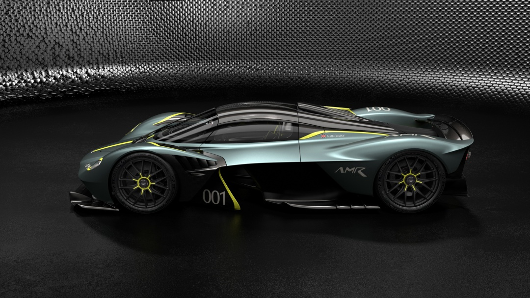Aston Martin Valkyrie Now Gets A Track Pack The Auto Loons
