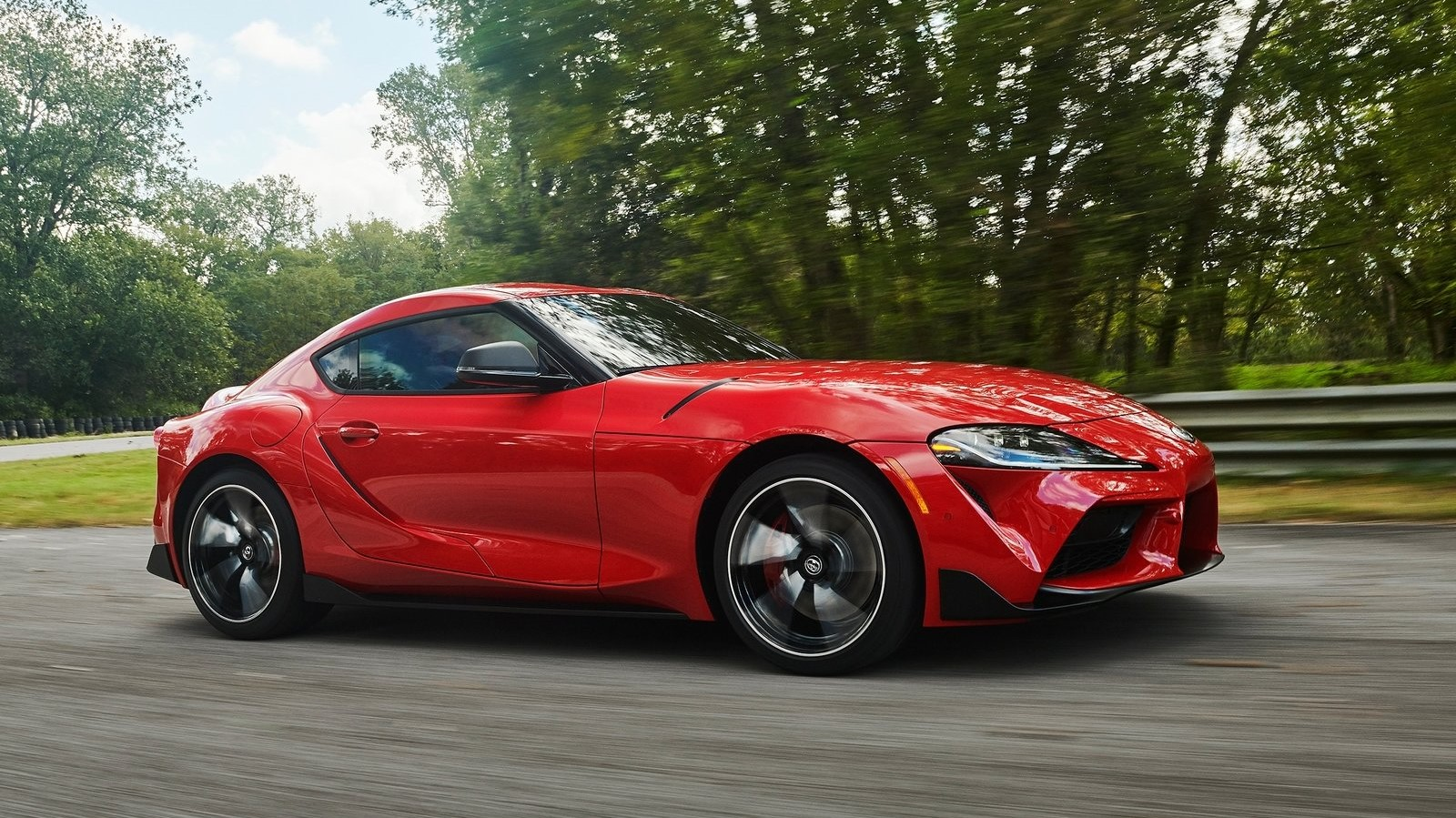 new toyota supra finally unveiled the auto loons rh autoloons com