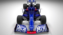 Scuderia Toro Rosso STR14 Editors Note: Computer generated image // Digital Lighthouse / Red Bull Content Pool // AP-1YDGC5MW11W11 // Usage for editorial use only // Please go to www.redbullcontentpool.com for further information. //