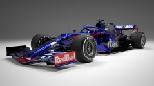 Scuderia Toro Rosso STR14 Editors Note: Computer generated image // Digital Lighthouse / Red Bull Content Pool // AP-1YDGC5N311W11 // Usage for editorial use only // Please go to www.redbullcontentpool.com for further information. //