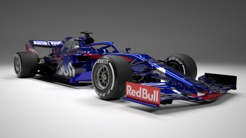 Scuderia Toro Rosso STR14 Editors Note: Computer generated image // Digital Lighthouse / Red Bull Content Pool // AP-1YDGC5N951W11 // Usage for editorial use only // Please go to www.redbullcontentpool.com for further information. //