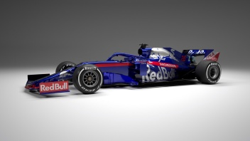 Scuderia Toro Rosso STR14 Editors Note: Computer generated image // Digital Lighthouse / Red Bull Content Pool // AP-1YDGC5NK91W11 // Usage for editorial use only // Please go to www.redbullcontentpool.com for further information. //