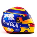 Alex Albon's 2019 Helmet // Dustin Snipes/Red Bull Content Pool // AP-1YDGXTF5H1W11 // Usage for editorial use only // Please go to www.redbullcontentpool.com for further information. //