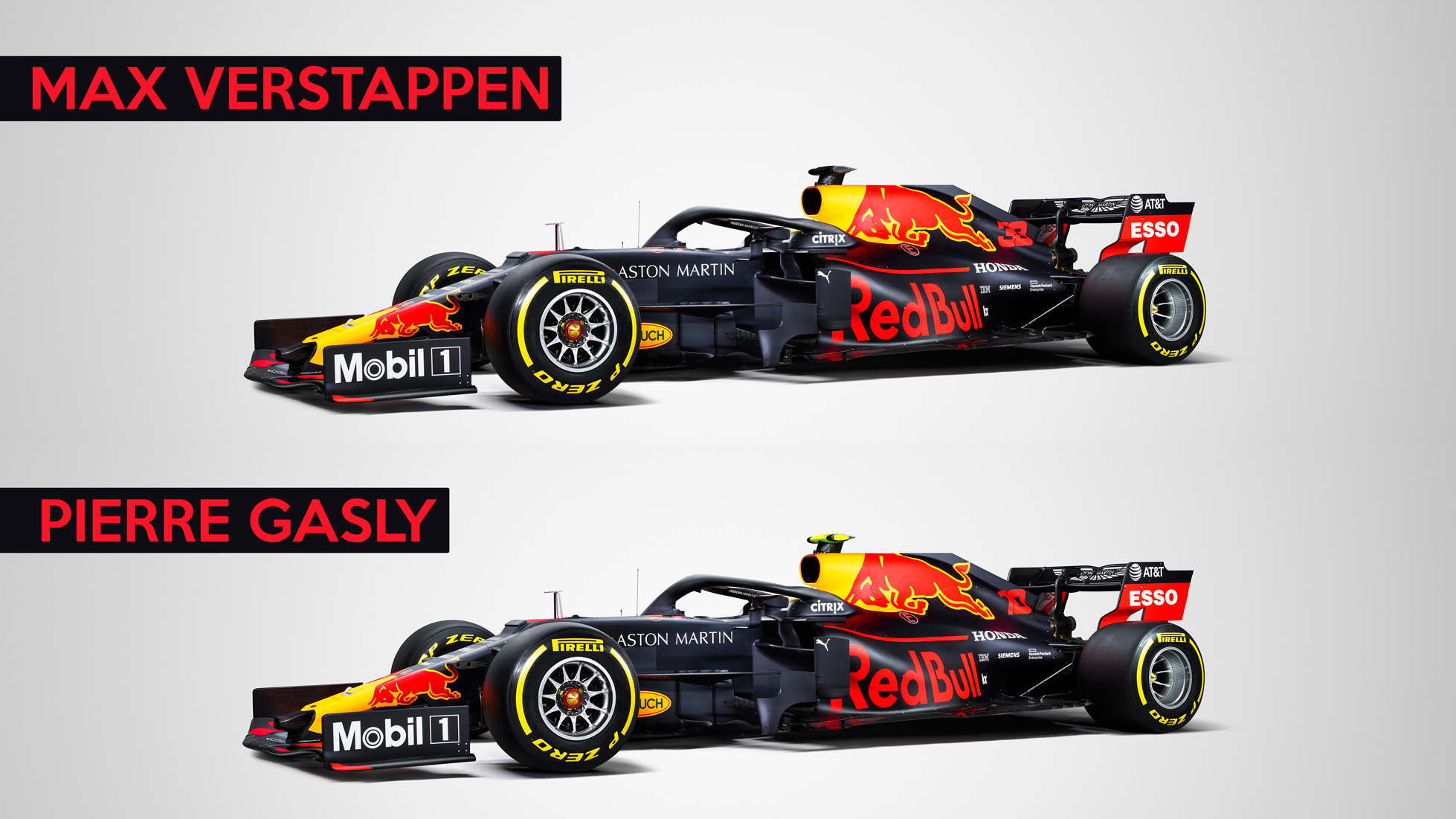 F1 2019 Aston Martin Red Bull Racing Rb15 The Auto Loons