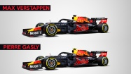 Aston Martin Red Bull Racing RB15 seen during a Studio Shoot in February 2019, United Kingdom // Thomas Butler / Red Bull Content Pool // AP-1YFPFHA4H1W11 // Usage for editorial use only // Please go to www.redbullcontentpool.com for further information. //