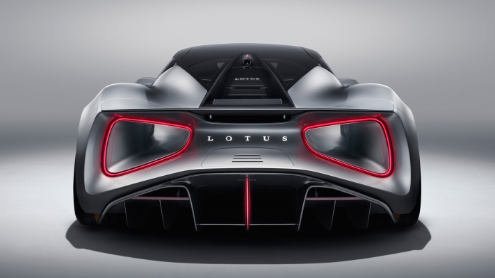 3_Lotus_Evija_Rear