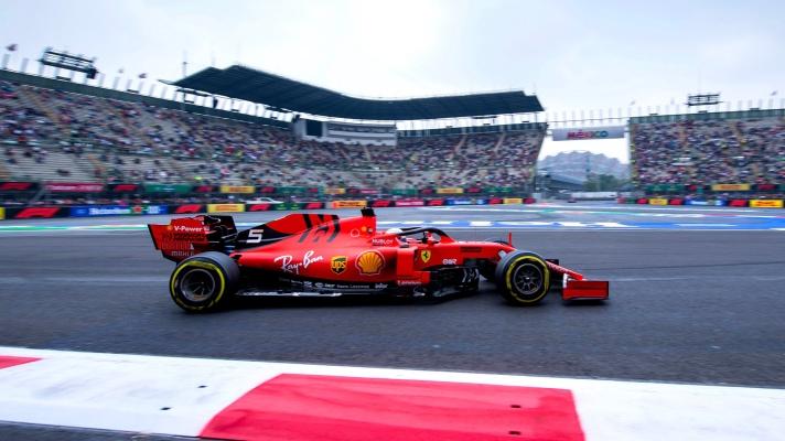 GP MESSICO  F1/2019 -  VENERDÌ  25/10/2019