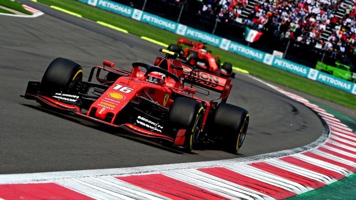 GP MESSICO  F1/2019 -  DOMENICA 27/10/2019