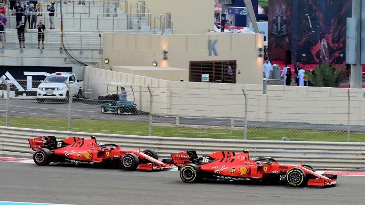 GP ABU DHABI  F1/2019 - DOMENICA 01/12/2019