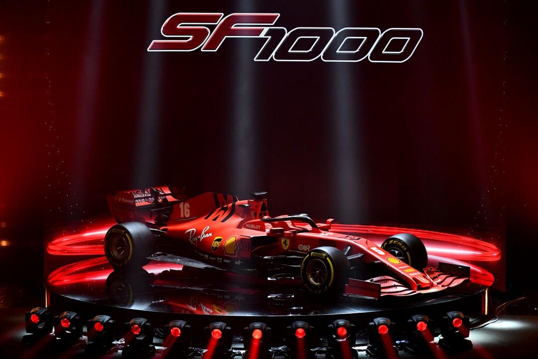 Essere Ferrari The Auto Loons