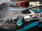 Mercedes-AMG Petronas Formula One Team, Livery Launch, INEOS Announcement Mercedes-AMG Petronas Formula One Team, Livery Launch, INEOS Announcement