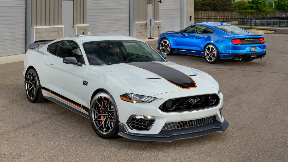 The Ford Mustang is quite a versatile product with a rich history in terms of variants, movie cameos, track focussed modifications and professional mo